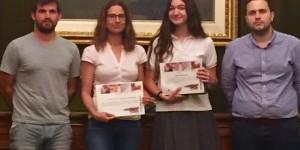 """María Soler, ganadora del concurso literario: """"Otro mundo es posible"""""""
