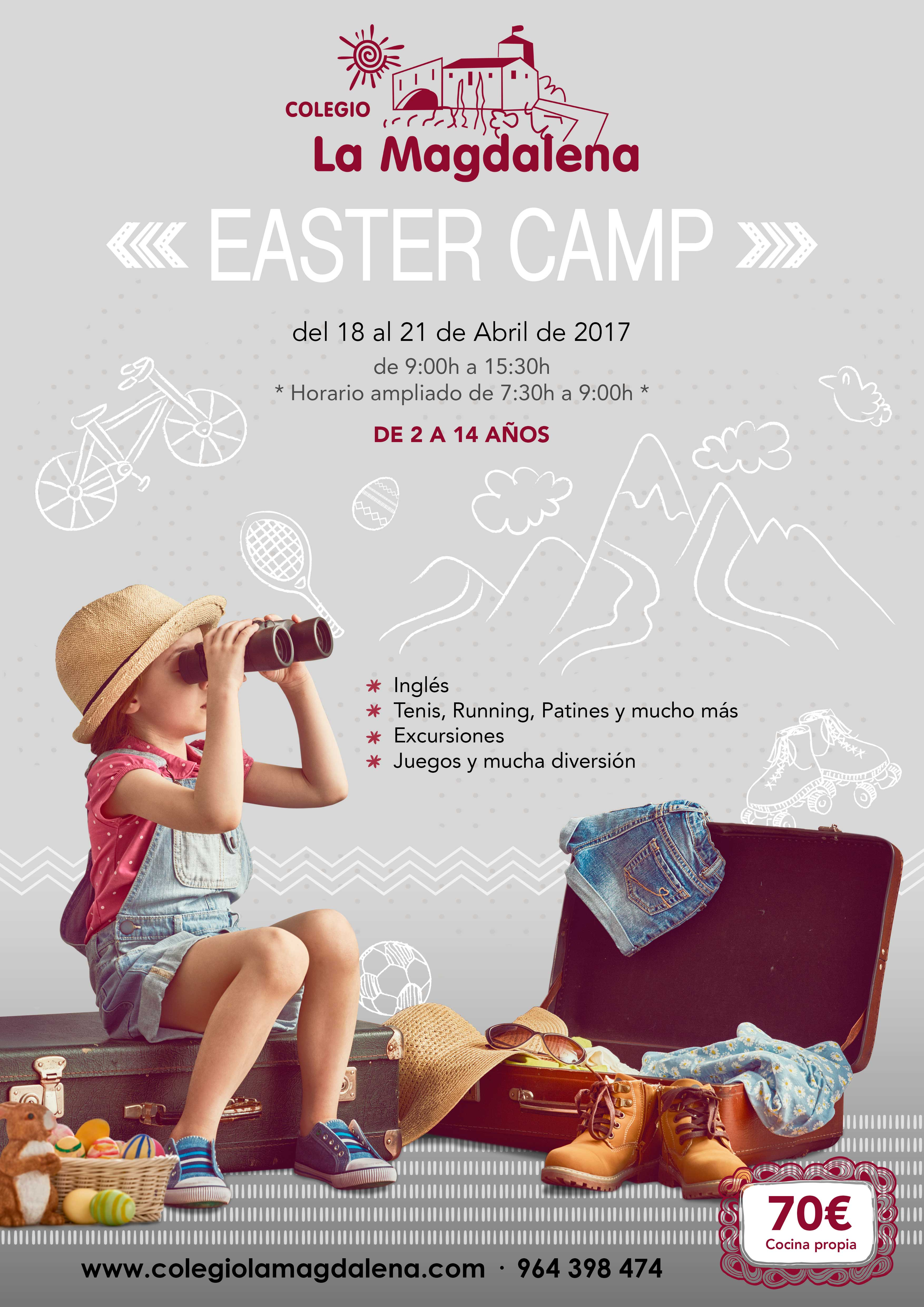 LaMagdalena_EasterCamp2017